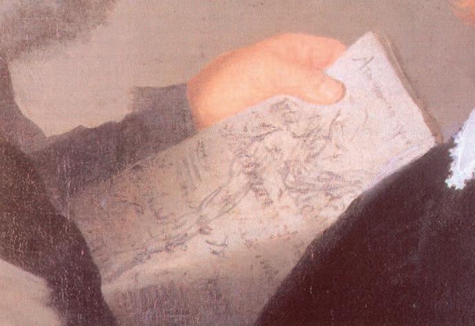 Figure 4 From The Anatomy Lesson Of Dr Nicolaes Tulp Painted By