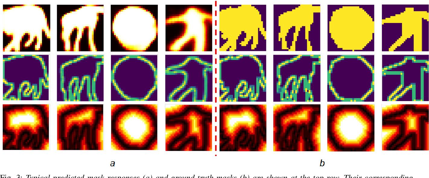 Figure 3 for Contour Loss for Instance Segmentation via k-step Distance Transformation Image