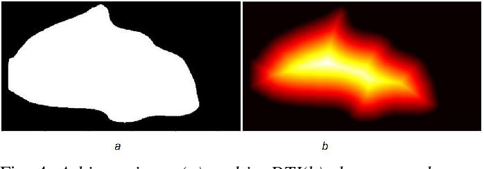 Figure 4 for Contour Loss for Instance Segmentation via k-step Distance Transformation Image