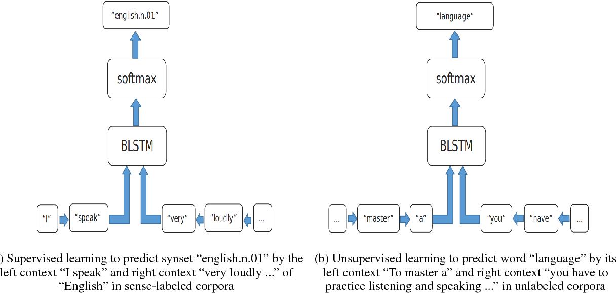 Figure 3 for KDSL: a Knowledge-Driven Supervised Learning Framework for Word Sense Disambiguation