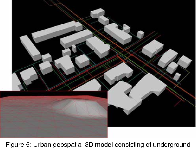 Virtual redlining for civil engineering in real environments