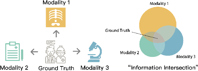 Figure 1 for TCGM: An Information-Theoretic Framework for Semi-Supervised Multi-Modality Learning