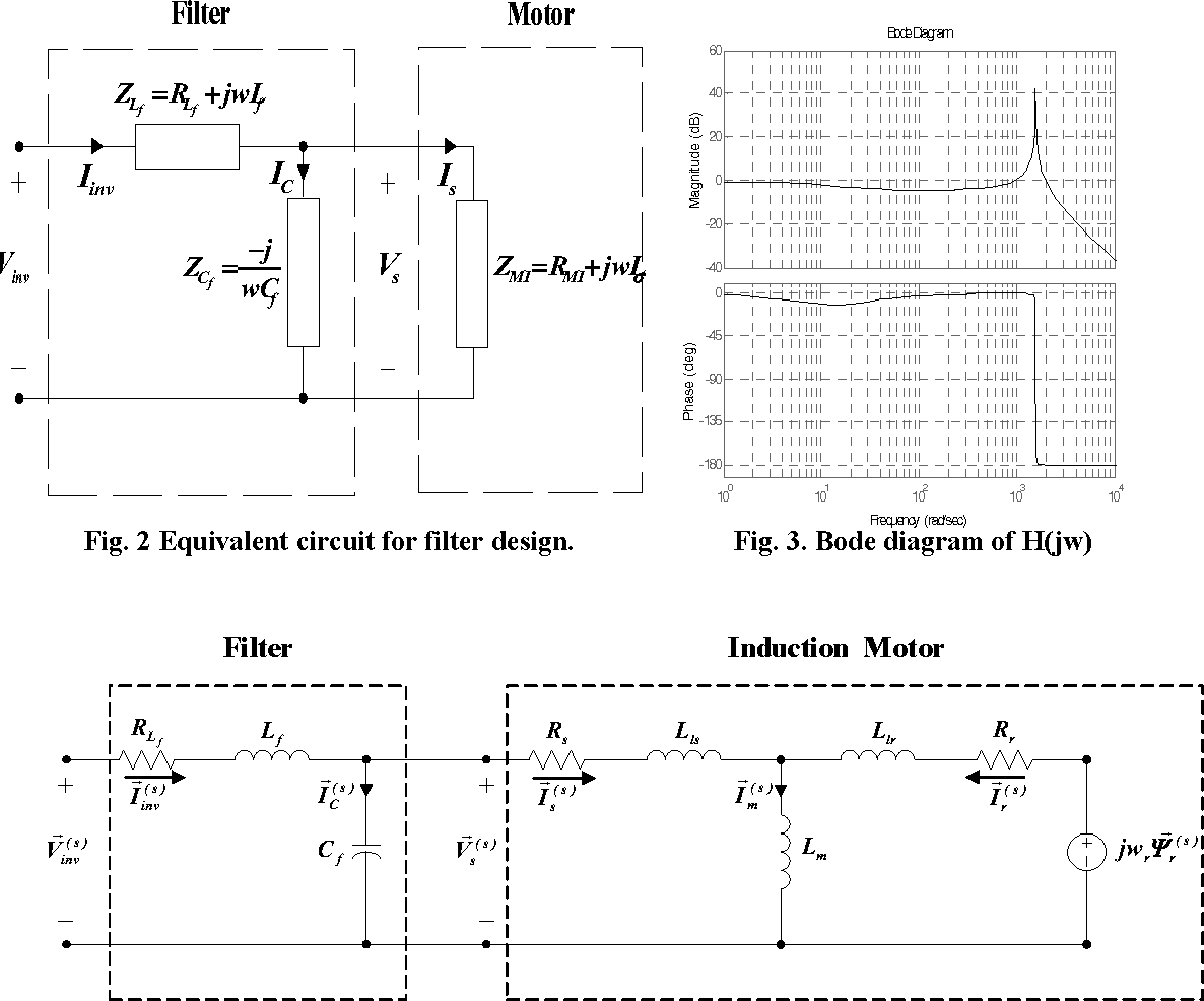 Output Sinus Filter For Medium Voltage Drive With Direct Torque L Circuit Diagram Figure 3