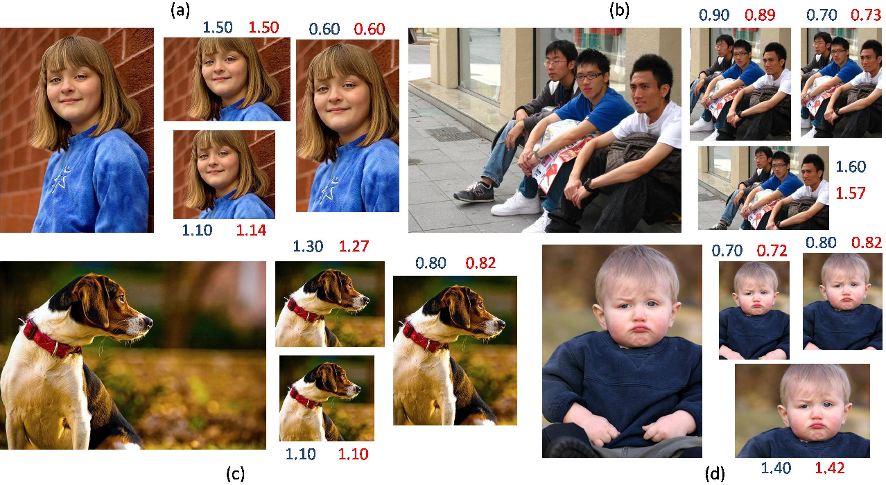 Figure 4 for User Constrained Thumbnail Generation using Adaptive Convolutions