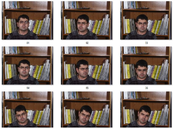 Figure 4 for Face Recognition as a Method of Authentication in a Web-Based System