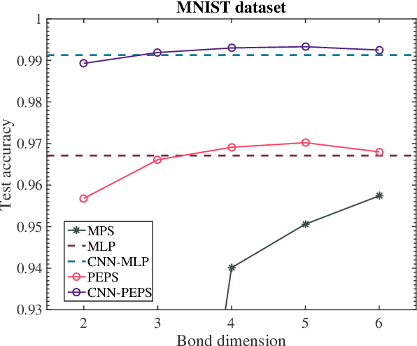 Figure 4 for Supervised Learning with Projected Entangled Pair States