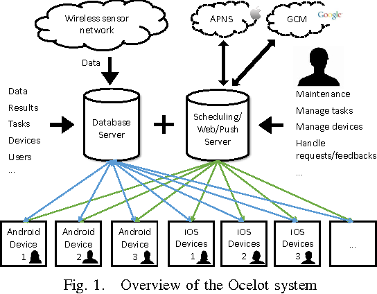 Ocelot: A wireless sensor network and computing engine with