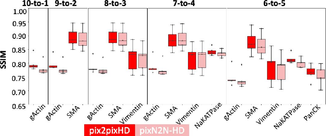 Figure 4 for Random Multi-Channel Image Synthesis for Multiplexed Immunofluorescence Imaging