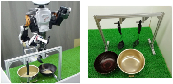 Figure 4 for How to select and use tools? : Active Perception of Target Objects Using Multimodal Deep Learning