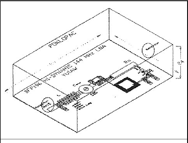 Figure 4 From Ultra Linear Low Noise Vhf And Uhf Preamplifiers