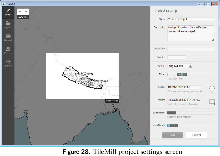 PDF] Mapmaking for Language Documentation and Description