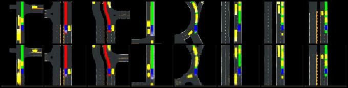 Figure 3 for Efficient Latent Representations using Multiple Tasks for Autonomous Driving