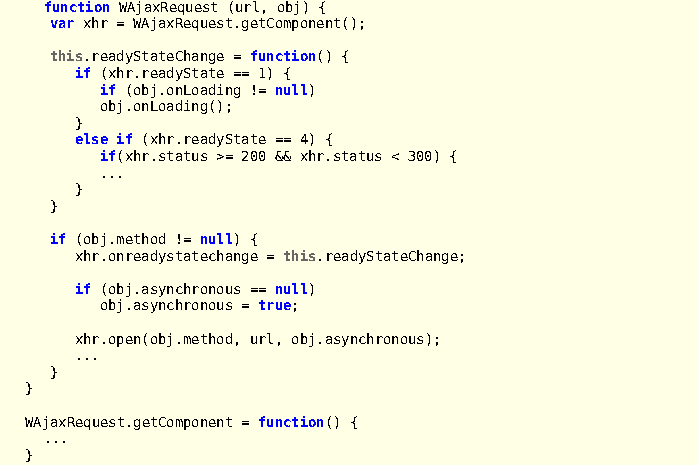 Figure 3 from Normalizing object-oriented class styles in JavaScript