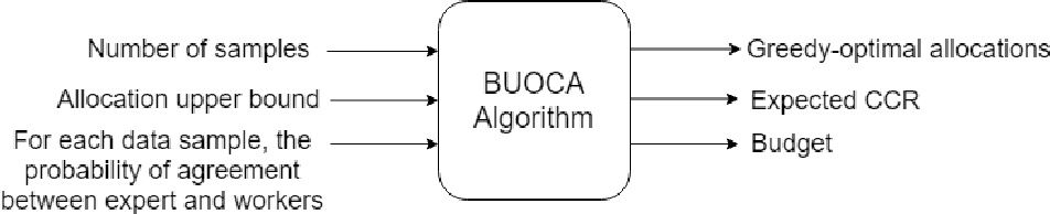 Figure 3 for BUOCA: Budget-Optimized Crowd Worker Allocation