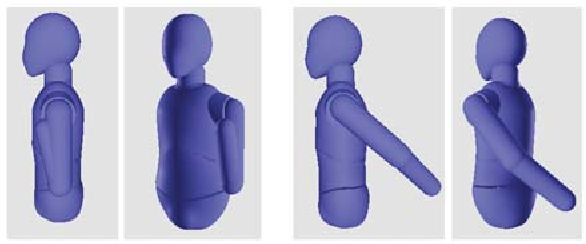 Figure 4 for Data-Driven Approach to Simulating Realistic Human Joint Constraints