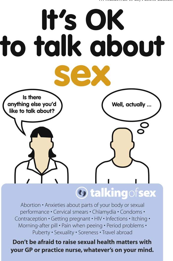 Sorte sexposter