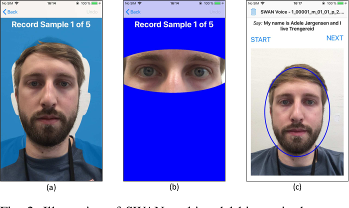Figure 2 for Smartphone Multi-modal Biometric Authentication: Database and Evaluation