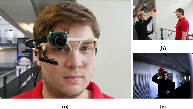 Figure 3 for Labeled pupils in the wild: A dataset for studying pupil detection in unconstrained environments