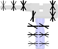 Figure 1 for Deep Learning a Grasp Function for Grasping under Gripper Pose Uncertainty