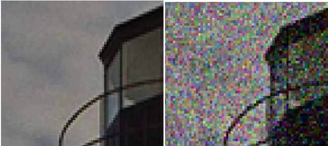 Figure 1 for A New Approach of Improving CFA Image for Digital Camera's