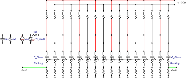 figure 5 from effects of the pv generator s terminals connection to