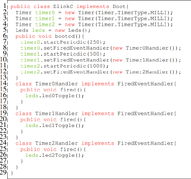 NesJ: A Java to NesC Translation Engine with Runtime