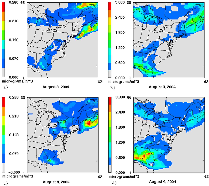Organic Aerosol OA Is A Ubiquitous And Important Constituent Of Atmospheric