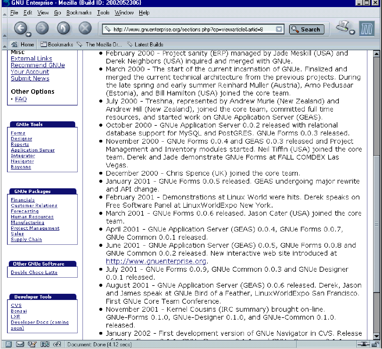 Figure 6 from Case Study: A New World for the Enterprise--E