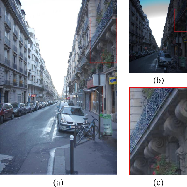 Figure 1 for Bridge the Vision Gap from Field to Command: A Deep Learning Network Enhancing Illumination and Details