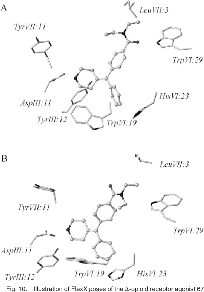 Figure 10 From Protein Based Virtual Screening Of Chemical Databases