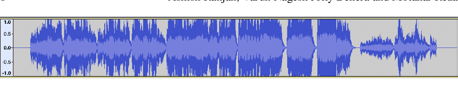 Figure 2 for Using a Bi-directional LSTM Model with Attention Mechanism trained on MIDI Data for Generating Unique Music