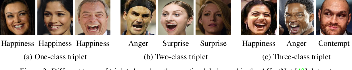 Figure 3 for A Compact Embedding for Facial Expression Similarity
