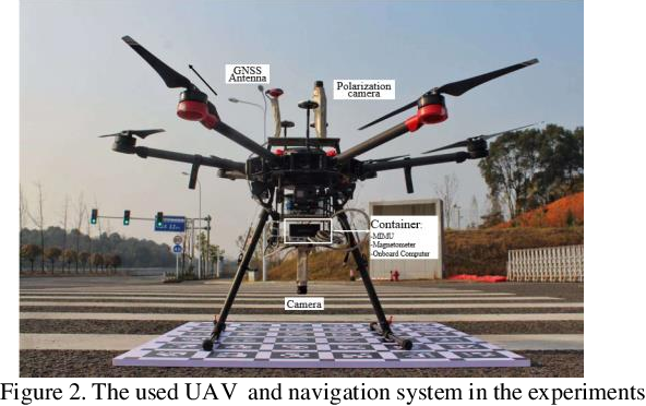 Figure 2 for Precise Visual-Inertial Localization for UAV with the Aid of A 2D Georeferenced Map