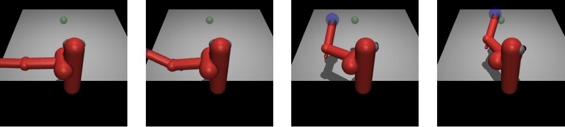 Figure 4 for Model Based Planning with Energy Based Models