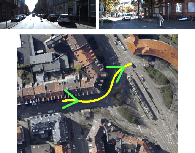 Figure 4 for Accurate Vision-based Vehicle Localization using Satellite Imagery