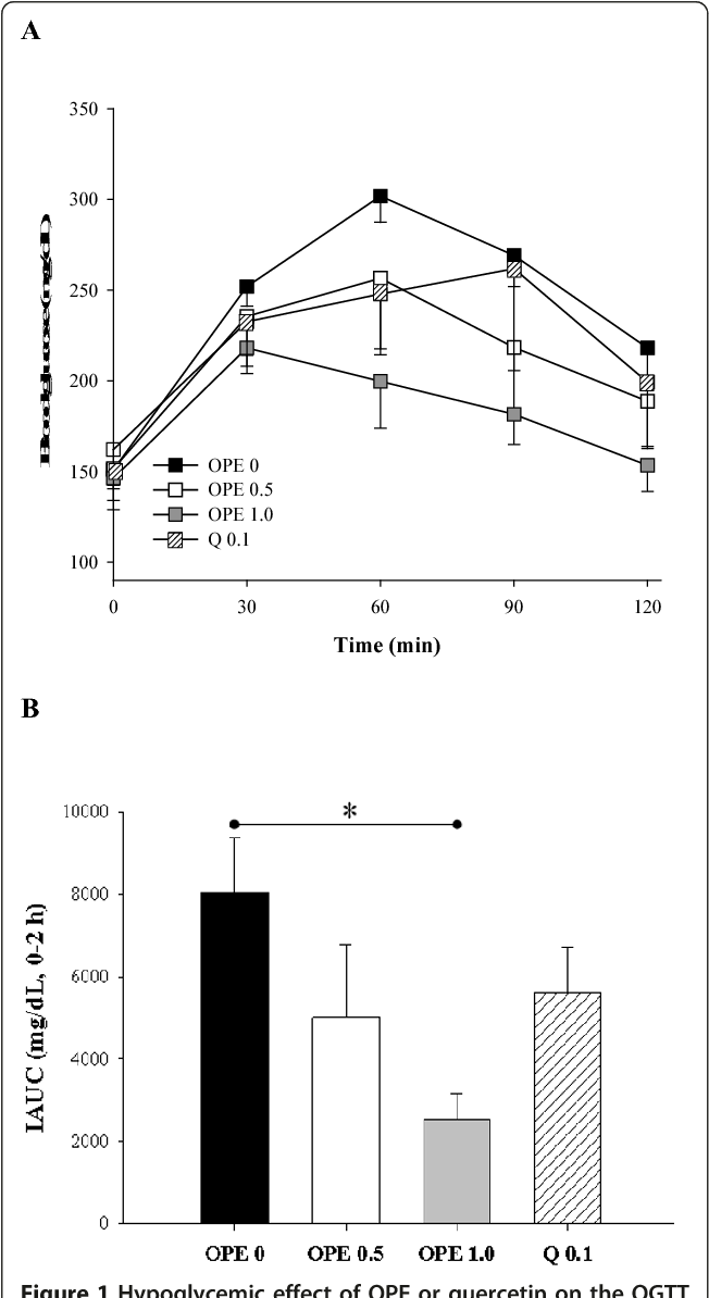 Onion Peel Extracts Ameliorate Hyperglycemia And Insulin Resistance