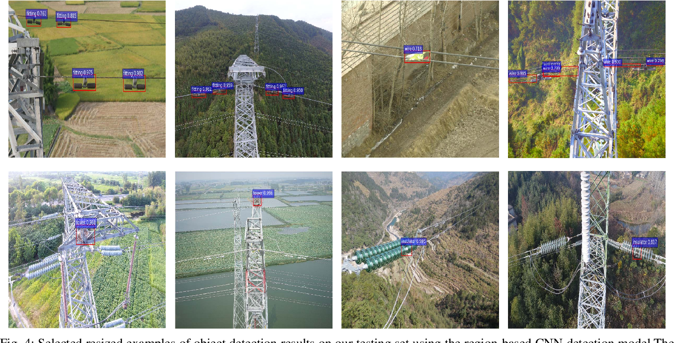 Figure 4 for Defect Detection from UAV Images based on Region-Based CNNs