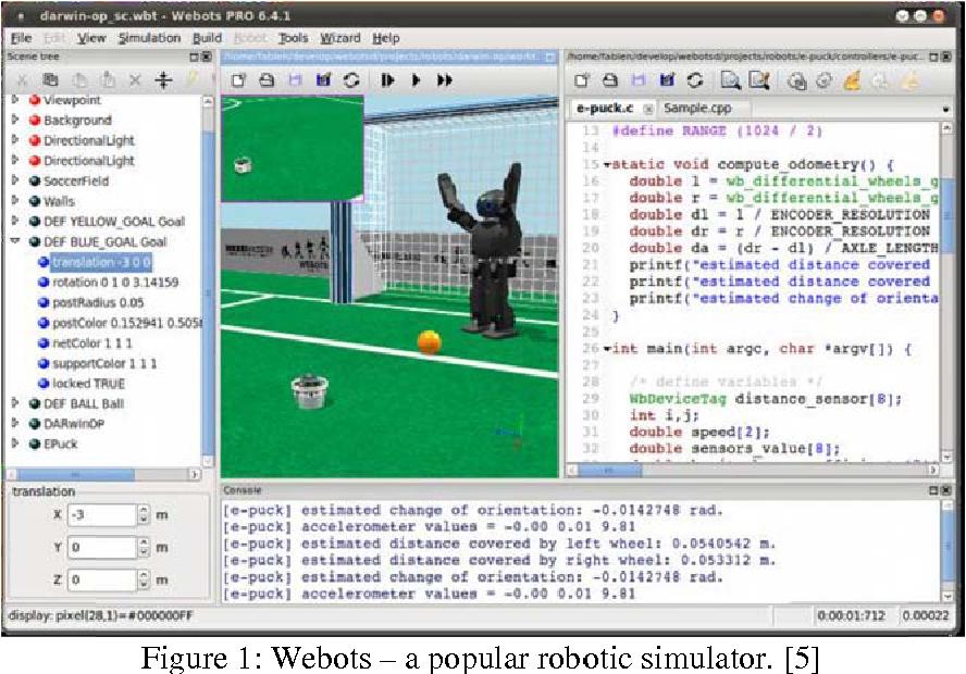 PDF] Development of a Mobile Robotic Simulator - Semantic Scholar