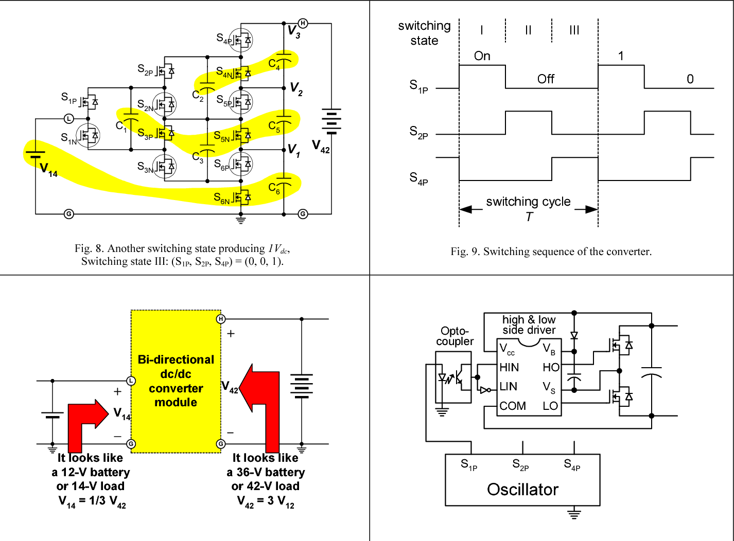 A Magnetic Less Dc Converter For Dual Voltage Automotive Systems Dctodcconverterpng Semantic Scholar