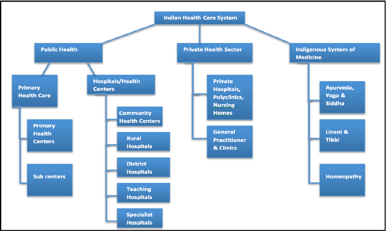 Figure 2 from Health care in India: critical analysis ...