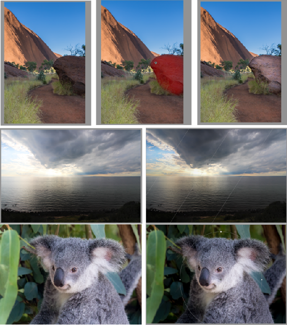 Figure 3 for DeepLPF: Deep Local Parametric Filters for Image Enhancement