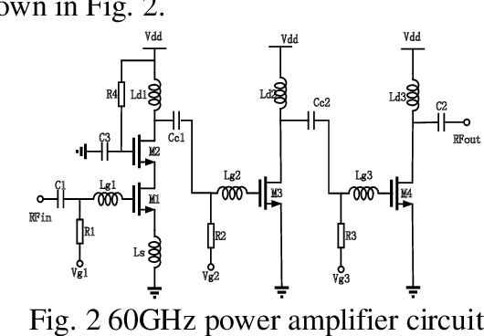 PDF] Design of A 60 GHz Power Amplifier utilizing 90 nm CMOS