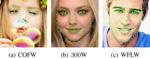 Figure 4 for MobileFAN: Transferring Deep Hidden Representation for Face Alignment