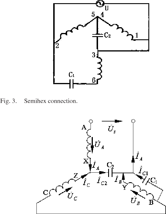 Study Of A Novel Energy Efficient Single Phase Induction Motor With