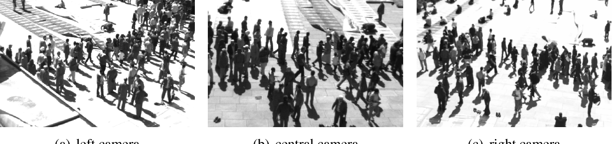 Figure 4 for Geometry-Based Multiple Camera Head Detection in Dense Crowds
