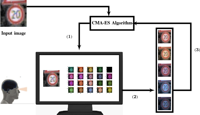 Figure 1 for Perception-in-the-Loop Adversarial Examples