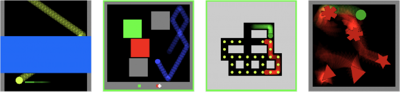Figure 2 for Modular Object-Oriented Games: A Task Framework for Reinforcement Learning, Psychology, and Neuroscience