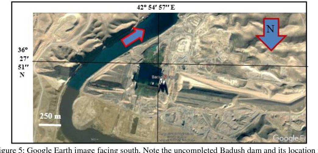Figure 5 from Badush Dam, NW Iraq : A Geological Study - Semantic