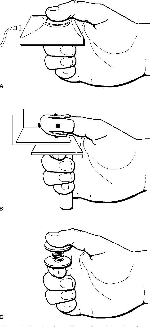 Activation Patterns Of The Thumb Muscles During Stable And Unstable