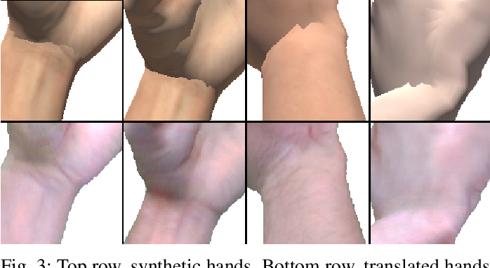 Figure 2 for H-GAN: the power of GANs in your Hands